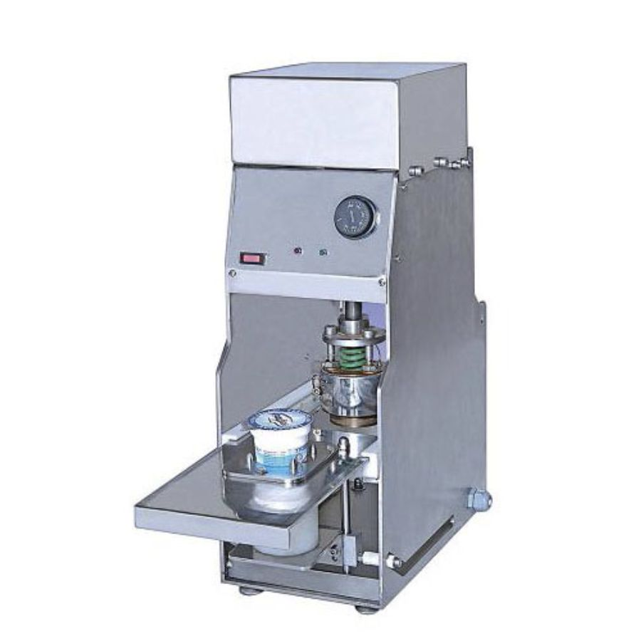 Semi Automatic Cup Filling Sealing Machine